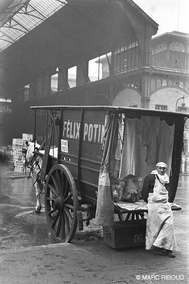 париж 1953 03 лавка