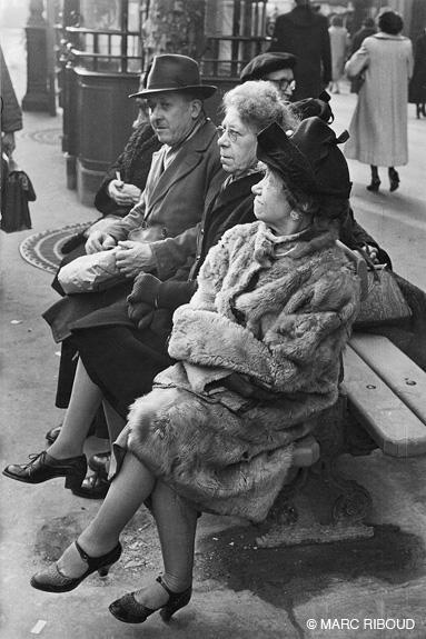 париж 1953 16 дамы