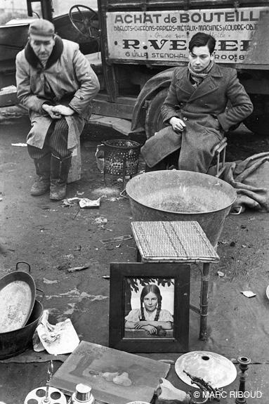 париж 1953 17 старьевщики