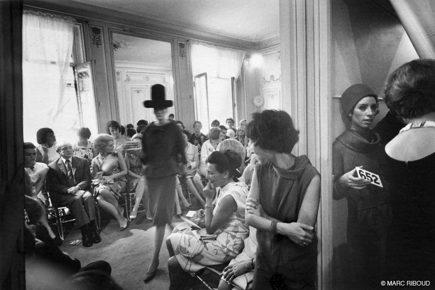 париж 1953 19 показ мод
