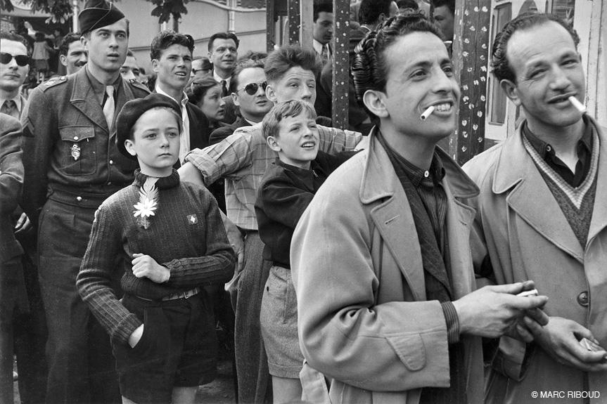 париж 1953 26 люди