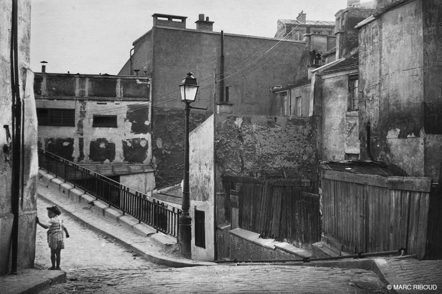 париж 1953 28 на улице