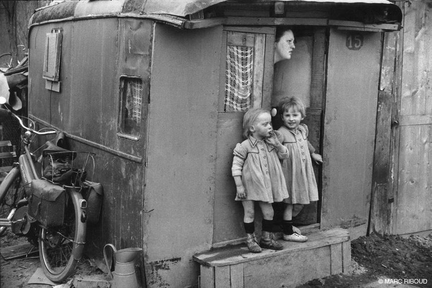париж 1953 29 вагончик