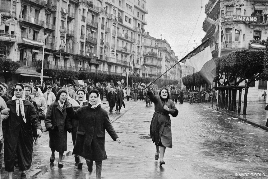 манифестация 1960