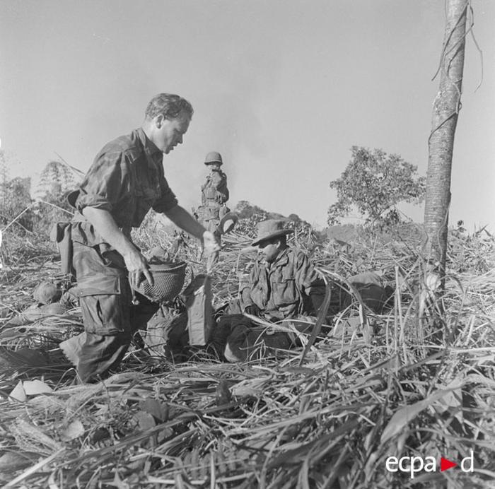 Оп Полукс обмывают труп дек 1953 Перо