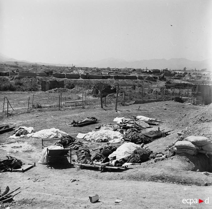 Трупы 17 18 марта 1954 Камю Перо