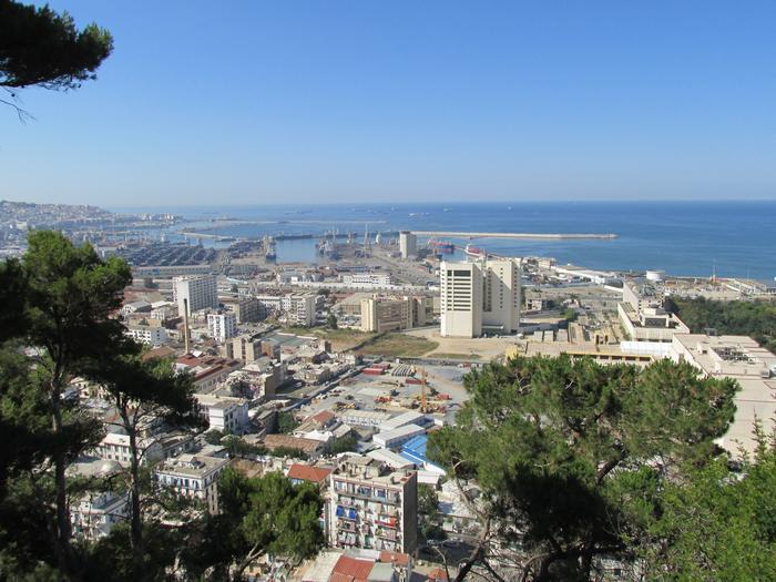Алжир город вид