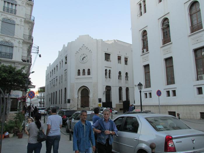 Алжир на улице