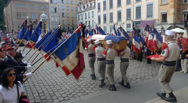 15 Сен Марк похороны