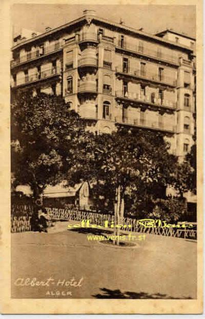 01 Алжир отель Альбр