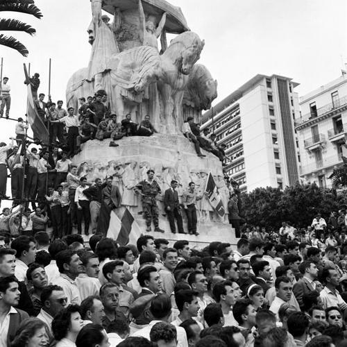 04 Алжир 13 мая 1957 Ванди или  Мышаловски