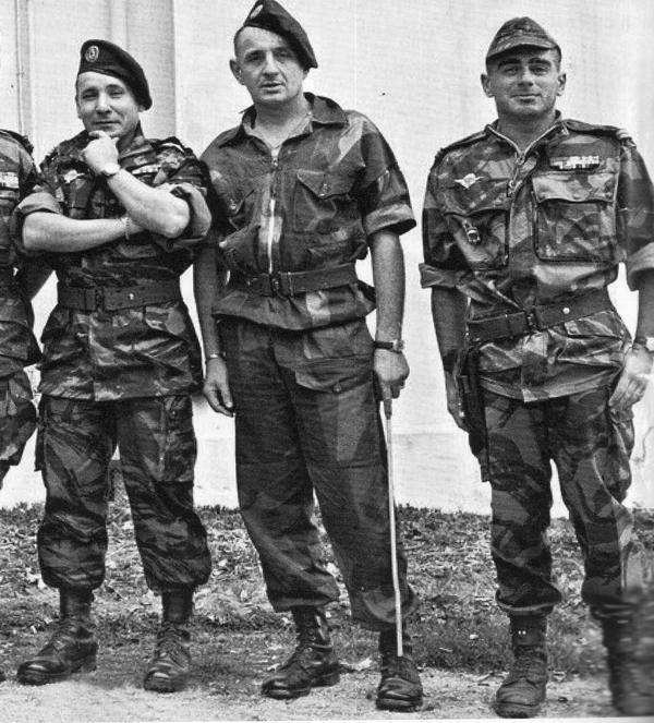 Флорес Бижар Дусёр г Алжир ян 1957