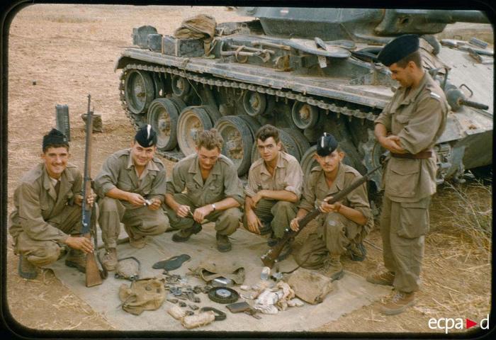 Конец операции Касэнь сент 1956 К Рудо