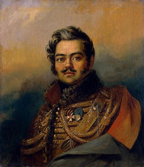 Давыдов Денис Васильевич до 1828
