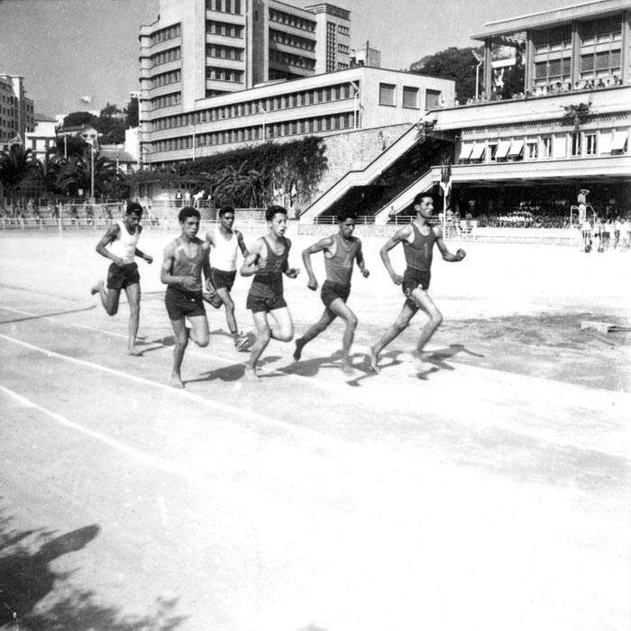 Бег июль 1959 Форопон