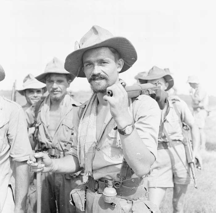 Легион 3 бат 5 кав полка ИЛ сент 1953 П Феррари