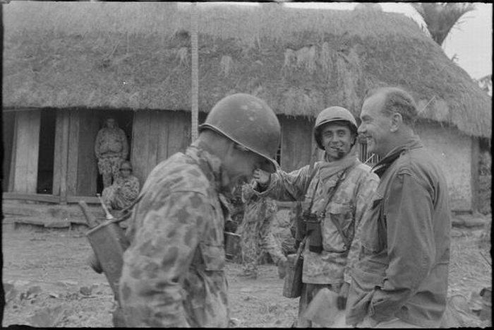 Визит Г Грина в сектор Phat Diem ltr 1951 Ж Марсель