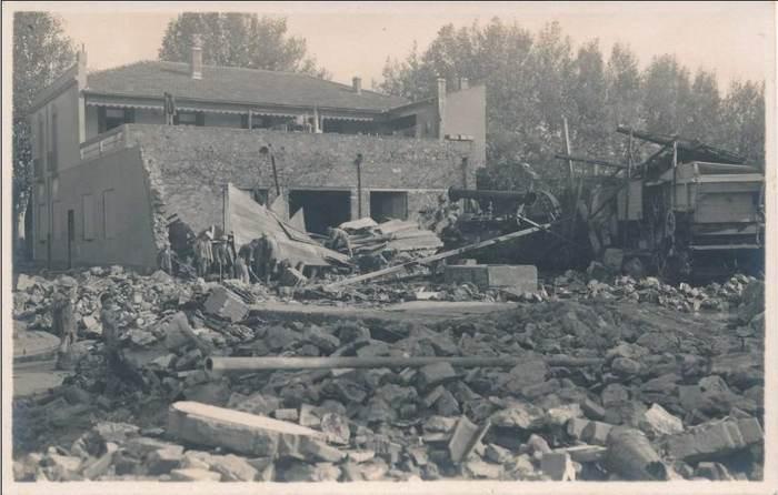 10 Перрего после наводнения