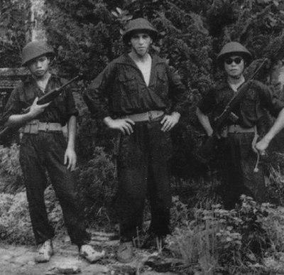 ванданберг и солдаты