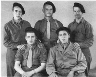 Ванданберги 1945 берлин