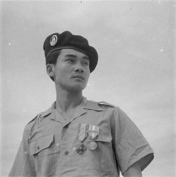 Ст сержант Тран Дин Ви