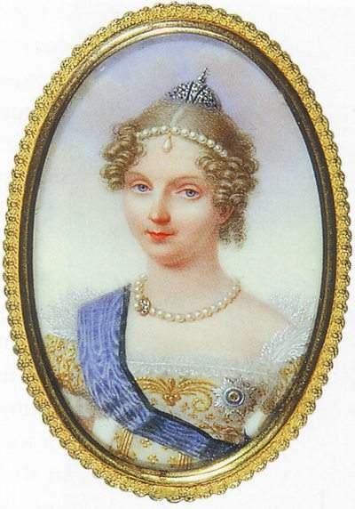 Elizaveta 1817 Беннер Эрмит