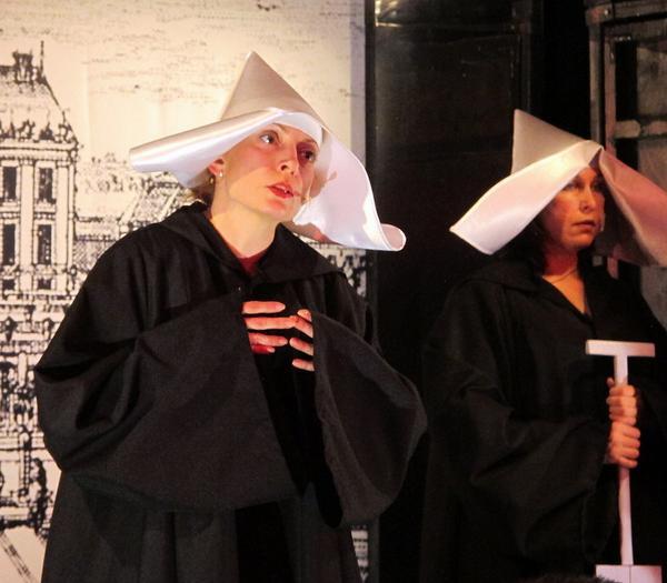 кмонахини