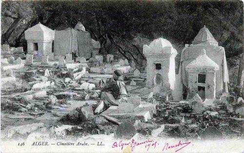 06 Алжир кладбище 1905