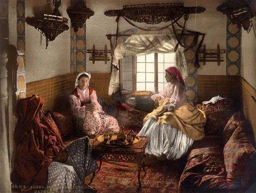 07 Мавританские женщины 1890