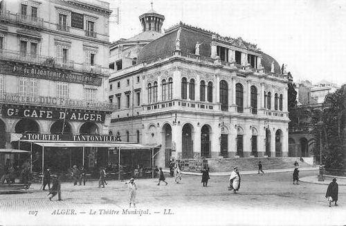 10 Алжир театр