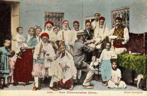 11 Алжир евреи