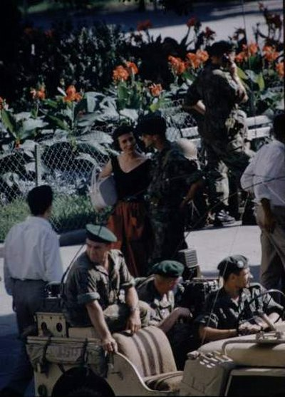 ИЛ в Алжире