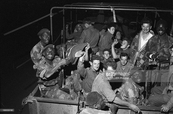 Наемники Катанга сент 1961
