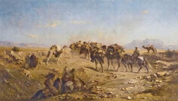 Караван 1854