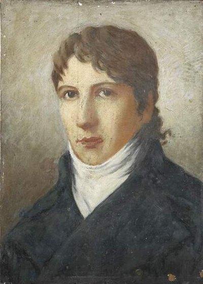 Сен-Жюст 18 век ор Прюдон муз фр ам сотр Блеранкур