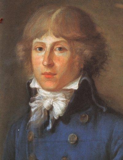 Сен-Жюст 1790-е Неизв Карнавале