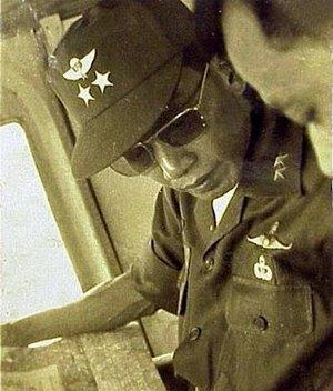 Генерал майор Фам Ван Фу