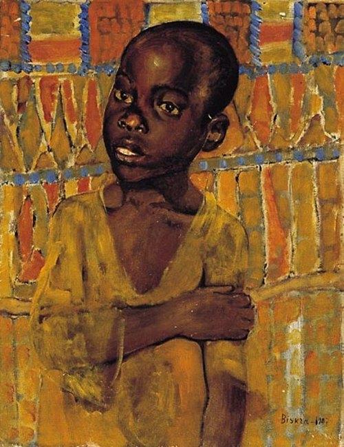 афр мальчик 1907