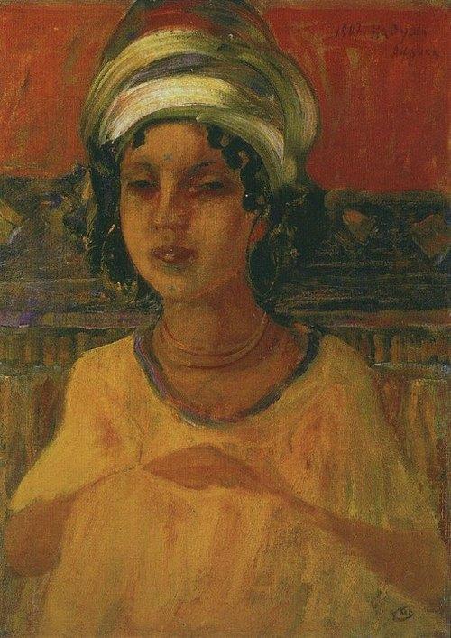Кадуша Африка 1907