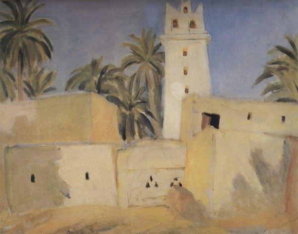 Негр деревня 1907