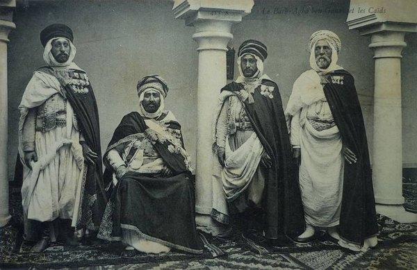 Мухамед Бу Азиз с каидами
