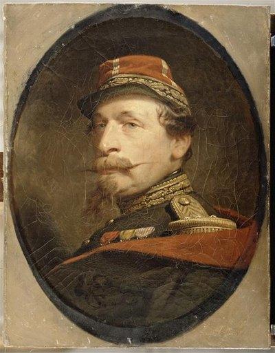 Наполеон 3 1862 Ивон А  Компьень