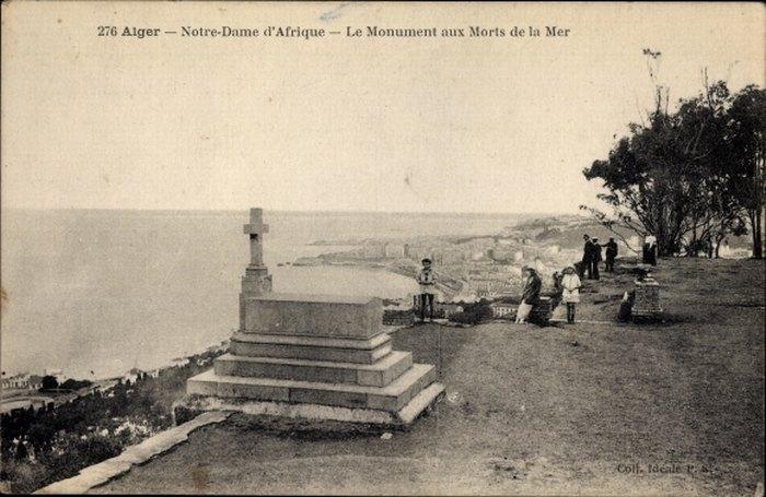 Алжир нотр дам памятник2