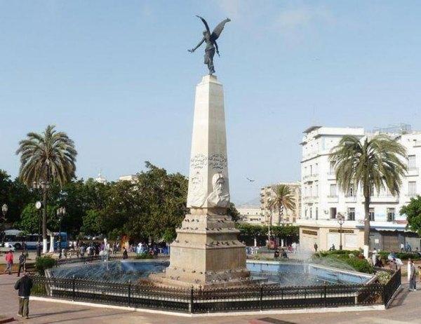 памятник оран 2
