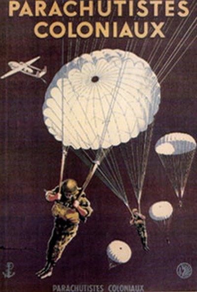 Кол парашютисты