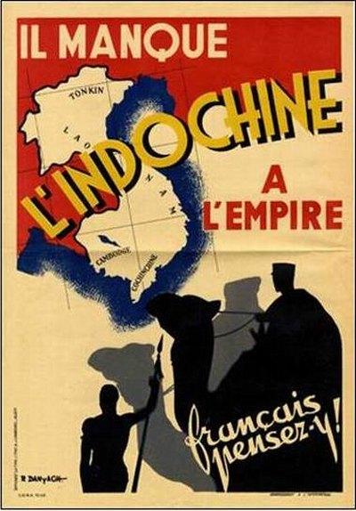 Индокитай 1943 1