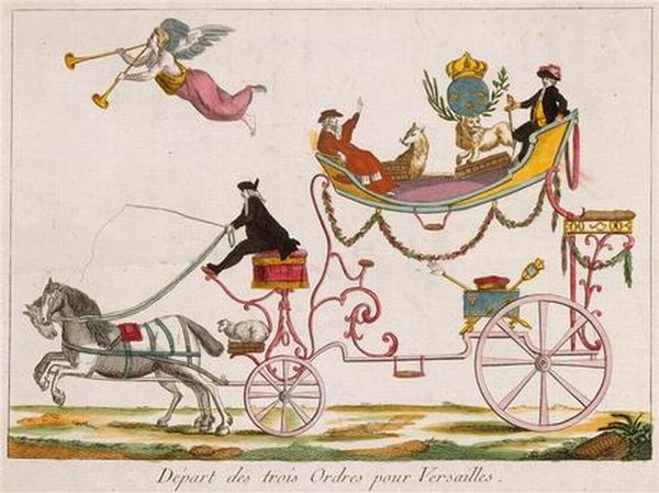Повозка 3 сосл ед в Версаль 18 в  Версаль2