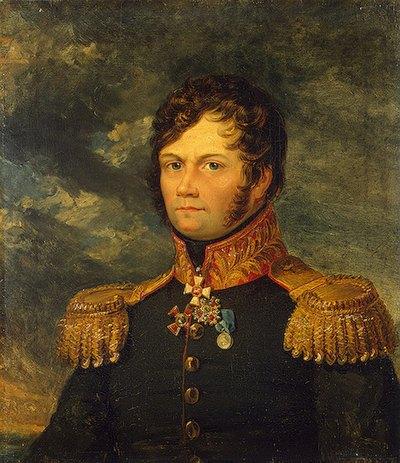 Луков Федор Алексеевич до 1825