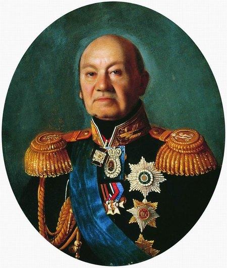 Закревский Арсений Андреевич после 1848 Зарянко Красноярск