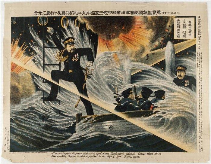 Рус яп война 20 в Муз армии